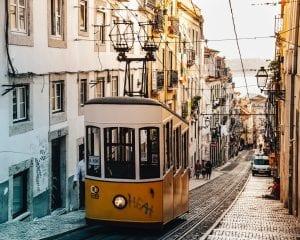 street trolley