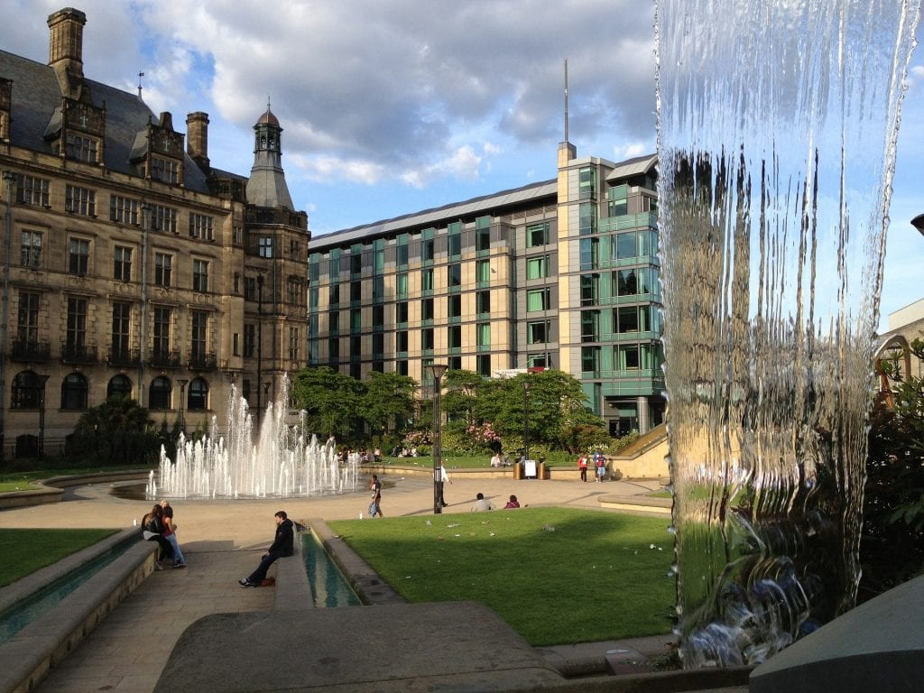 When relocating to Sheffield you will find many places for recreation